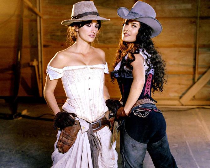 Con Penelope Cruz nel 2006