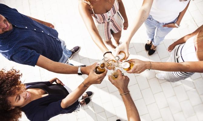 Happy Hour tra amici