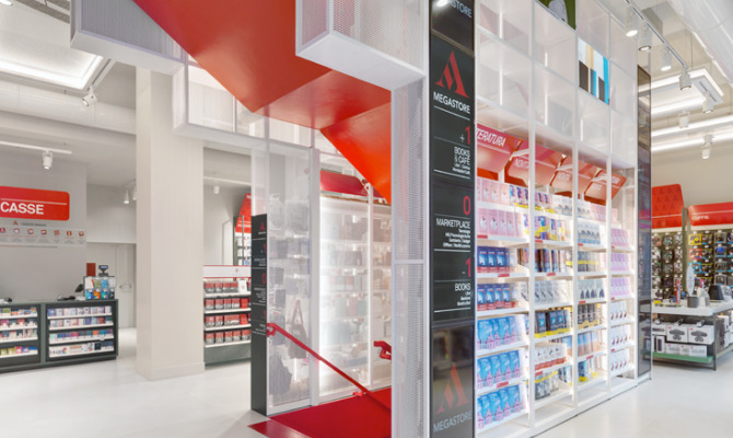 Milano: arriva in città il Mondadori Concept Store