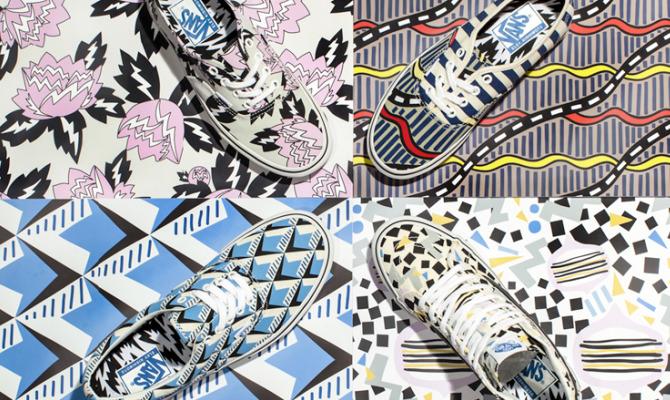 La creatività ai piedi: le scarpe che urlano arte