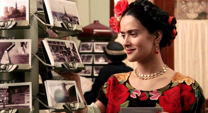 Il ruolo più importante: Frida (2002)