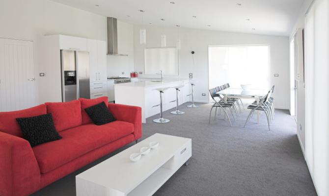 Soluzioni per dividere la cucina dal soggiorno - www.stile.it