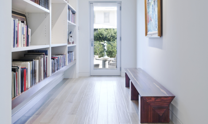 Corridoio Lungo Casa : Arredare spazi inutilizzati il corridoio stile
