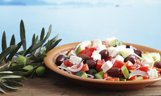 Sapore di Grecia e non di Grexit con il menu ellenico