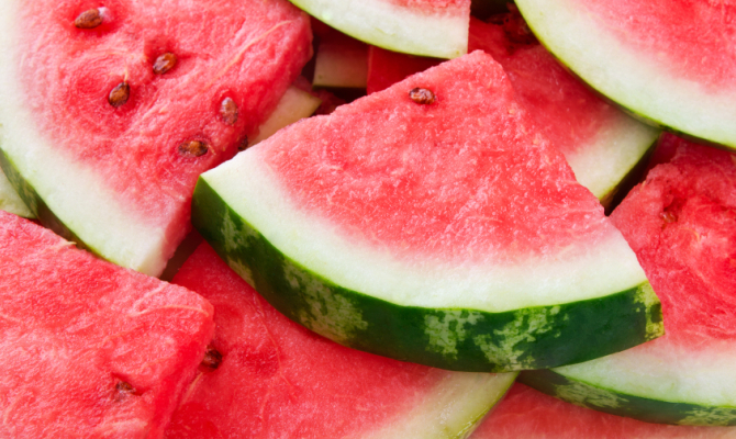 Anguria, il frutto più rinfrescante