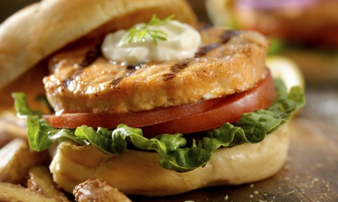 L'hamburger esotico? Il Crocoburger!