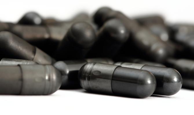 Pillole di carbone