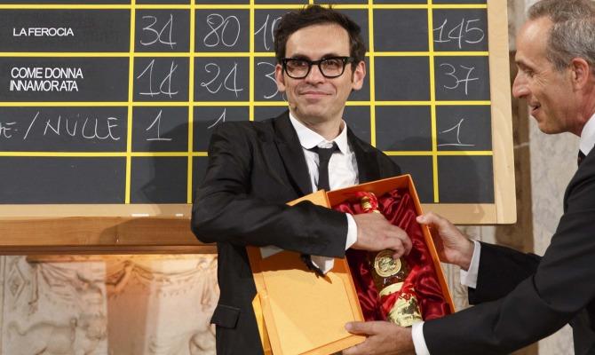 Il Premio Strega a Nicola Lagioia