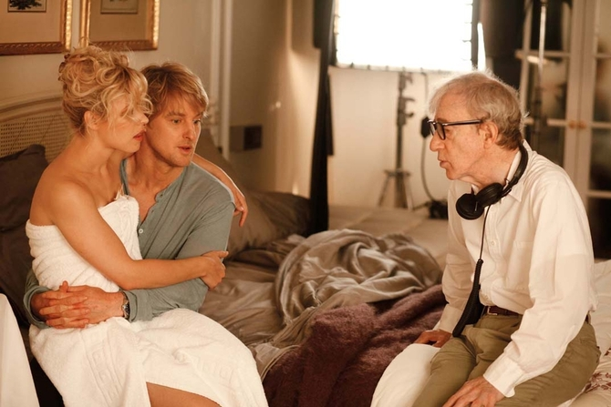 Diretta da Woody Allen in Midnight in Paris