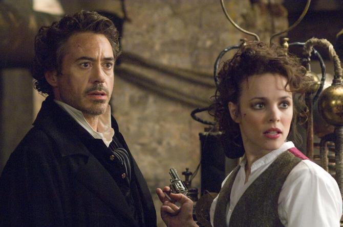 In Sherlock Holmes ruba il cuore a Robert Downey Jr.