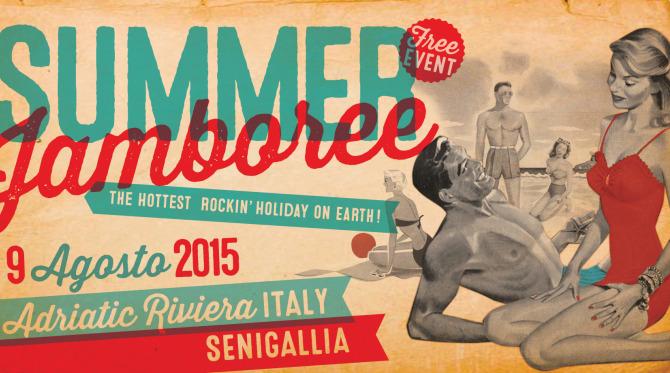 Summer Jumboree, tornano gli anni '50