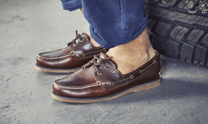 Boat shoes, la moda naviga in buone acque