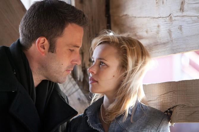 Innamorata di Ben Affleck nel 2012
