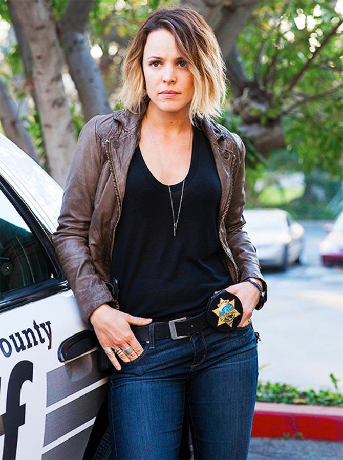 Poliziotta in True Detective 2