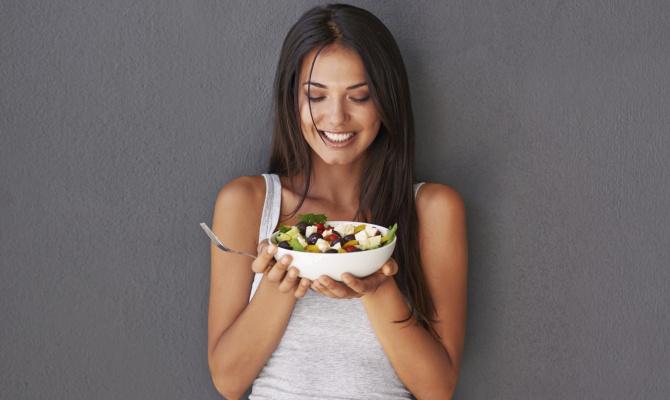 nella dieta i piatti piccoli
