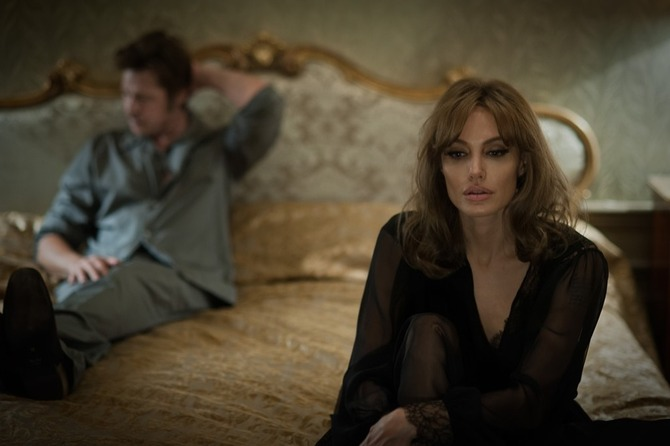 Angelina Jolie e Brad Pitt - By the Sea