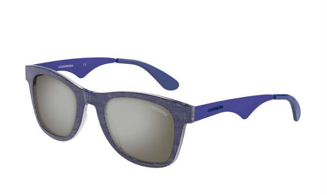 Gli occhiali più cool? Sono in tessuto