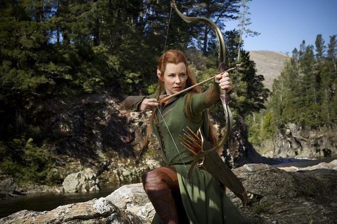 Elfo in Lo Hobbit