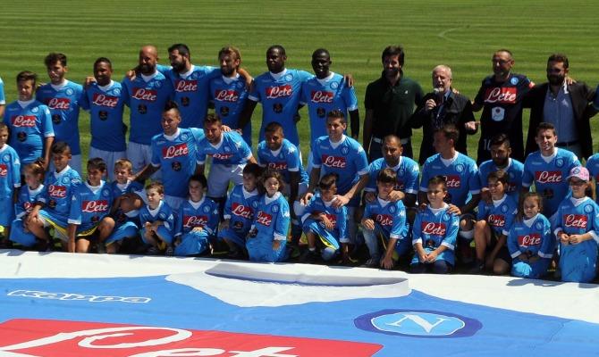 Nuove divise per Napoli e Fiorentina