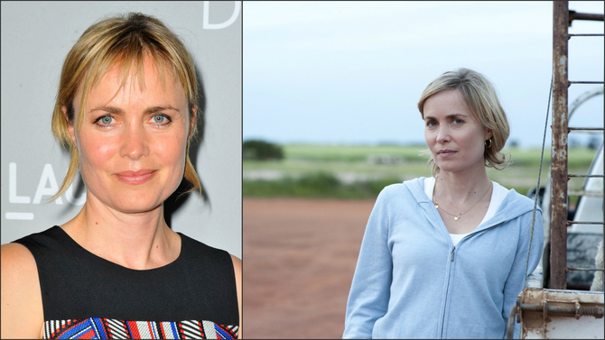 Radha Mitchell - Looking for Grace