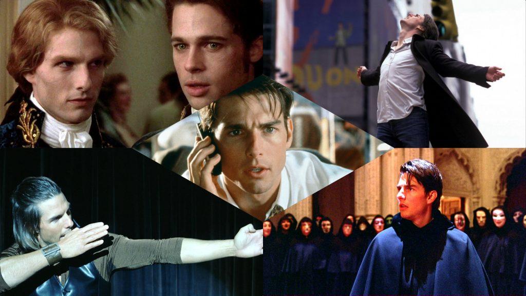 Il lato fragile di Tom Cruise in 10 ruoli