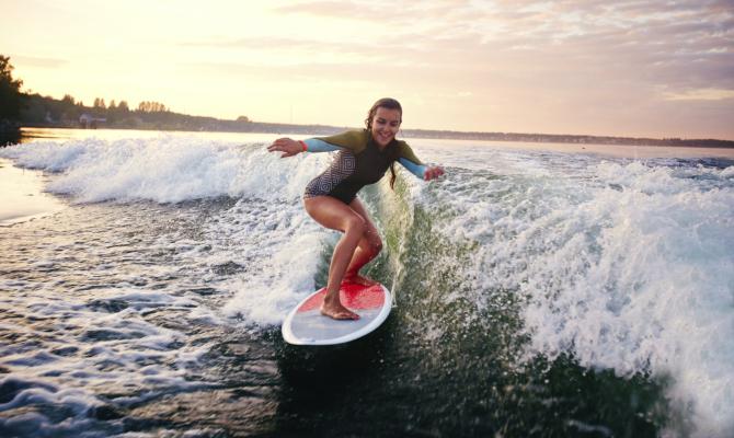 Surf, lo sport che libera l'anima