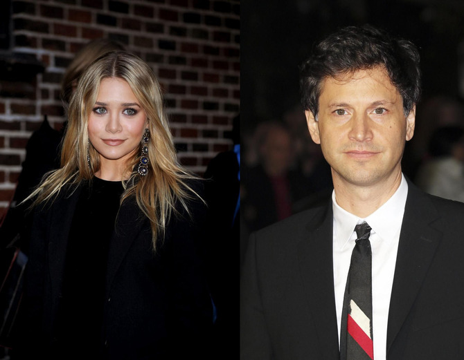 Ashley Olsen e Bennett Miller