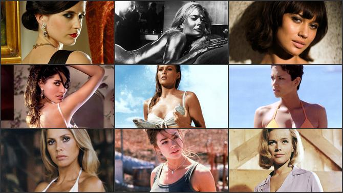 Aspettando Spectre: Le Bond Girl più sexy