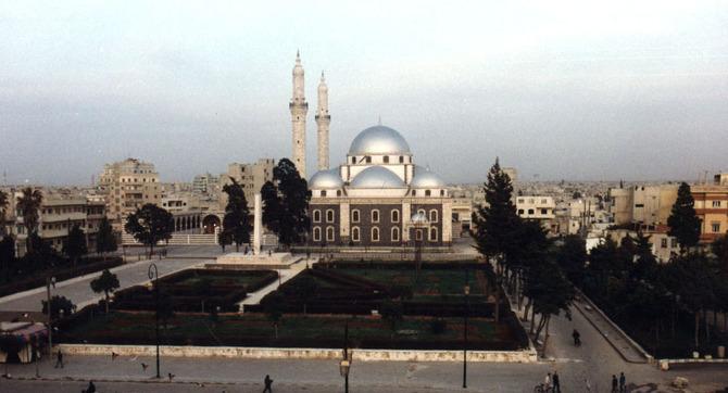 Moschea Khaled Ben Walid