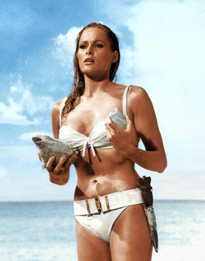 Ursula Andress alias Honey Rider