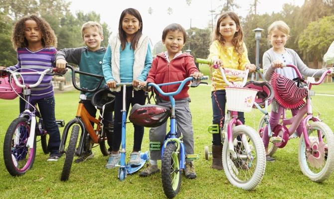Milano: Bike Sharing per i più piccoli