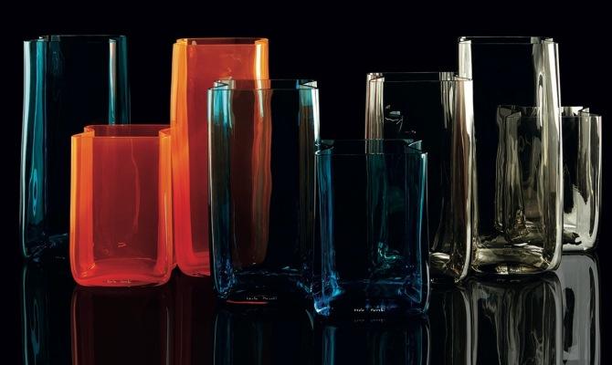 Glass design, il vetro in grande stile