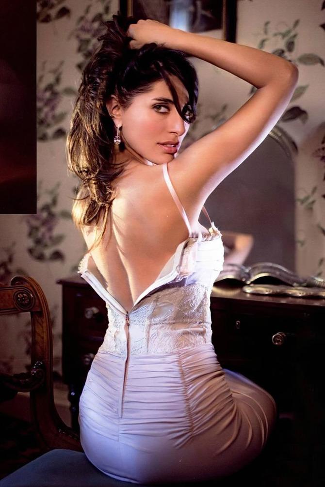 Caterina Murino alias Solange