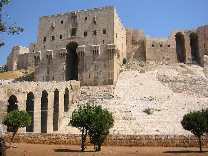 Cittadella di Aleppo
