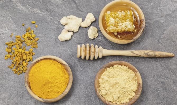 Golden Milk: il latte d'oro alla Curcuma