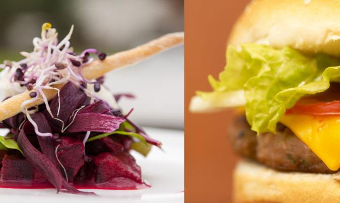 Fast food vs ristorante: stessi grassi a tavola?