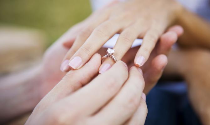 Anello di fidanzamento: istruzioni per l'uso