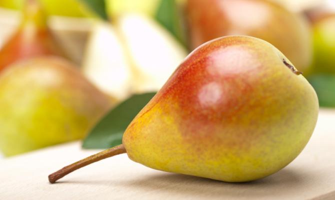 La pera, delizia e benessere