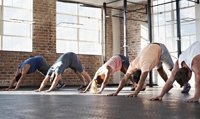 Addio malessere con i big studios di yoga e pilates