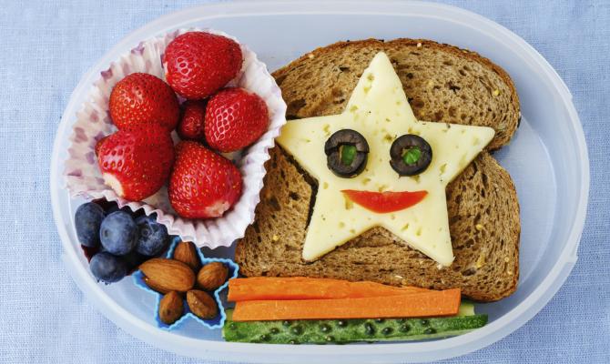 Sorriso cibo