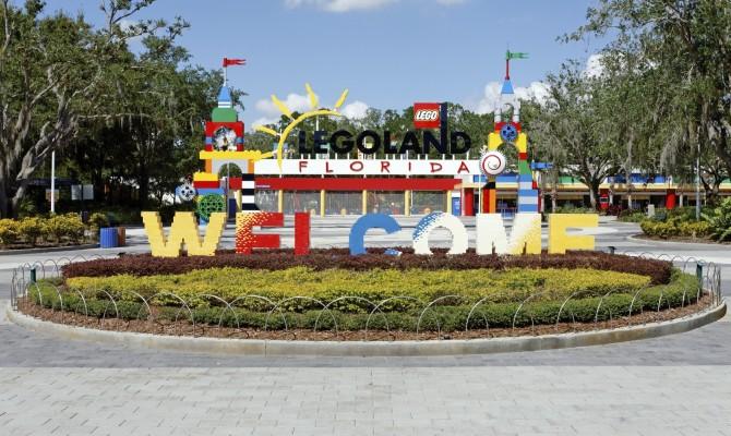 In Florida, nella terra dei Lego