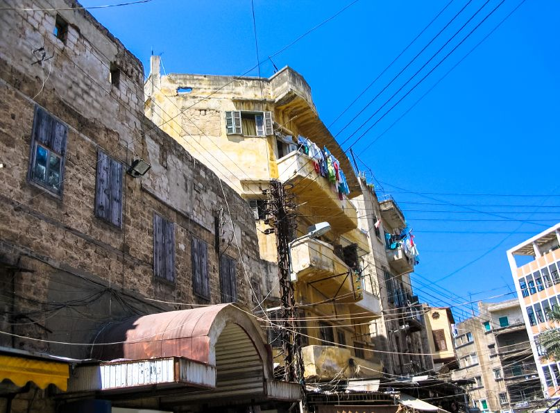Beirut vecchia
