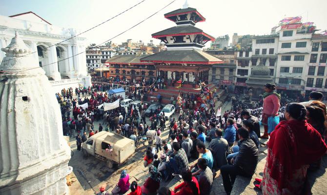 Il Nepal pre e post-sisma negli scatti di un giovane fotografo