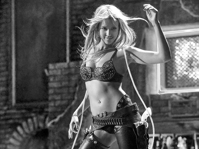 Jessica Alba - Sin City (2005)