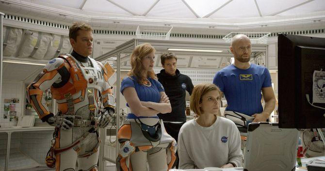 Sopravvissuto - The Martian, nei cinema dal 1 ottobre