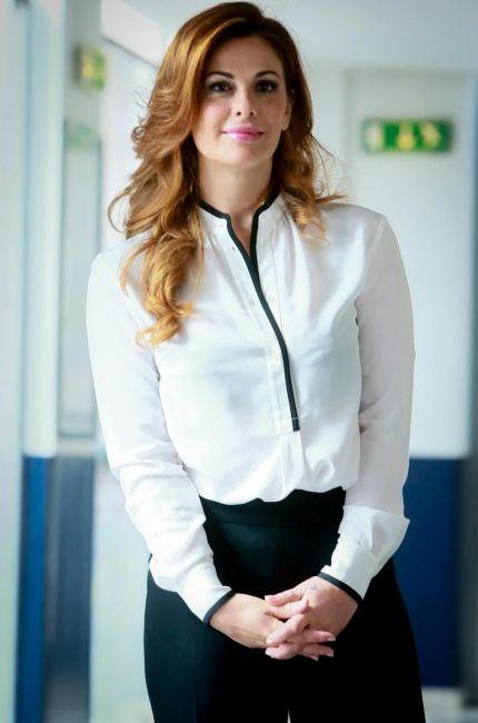 Vanessa Incontrada, una spagnola per Zalando