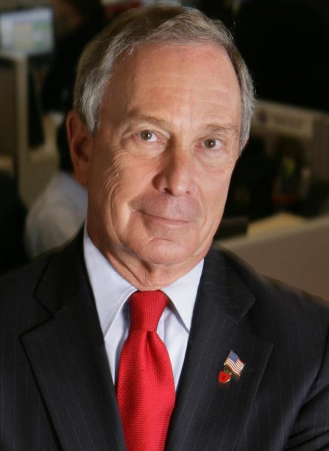 11 Michael Bloomberg