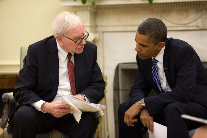 2  Warren Buffett
