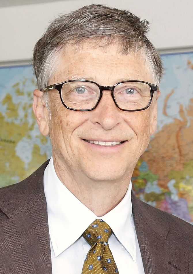 1 Bill Gates