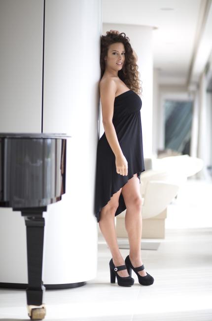Vincenza Botti, una Miss tutta curve